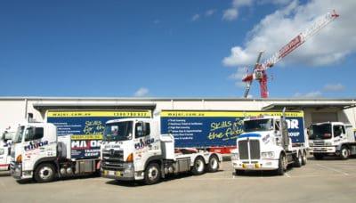 Heavy Vehicle Training